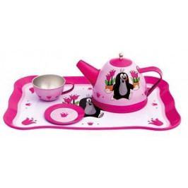 Dětský čajový set - Krtek