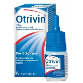 Otrivin 1PM 1mg/ml nas.gtt.sol. 1x10ml