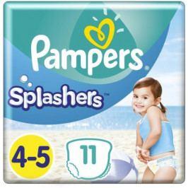 Pampers kalhotkové plenky Splashers Carry Pack S4 11ks