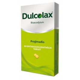 Dulcolax 5mg tbl.ent.40