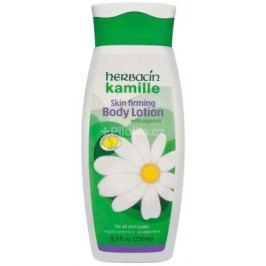 Herbacin Kamille tělové mléko zpevňující 250ml