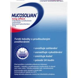 Mucosolvan Long Effect 75mg cps. pro. 20