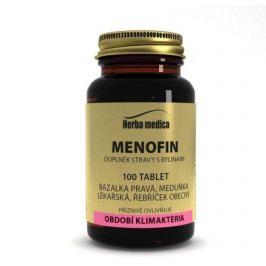 Herba medica Menofin 100 tbl.
