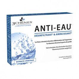 Les 3 Chênes Anti-Eau odvodnění organismu 30 tablet