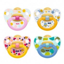 NUK Dudlík Happy Kids LA V3(18+m.) 1ks 737821