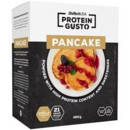 BiotechUSA Pancake 480g Vanilka