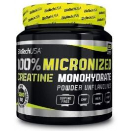 BiotechUSA 100% Creatine Monohydrate 300g