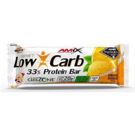 Low-Carb 33% Protein Bar - 60g - Orange Sorbet