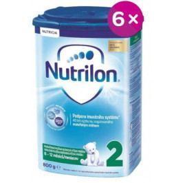 Nutrilon 2 - 6x800g