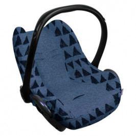 Dooky potah na autosedačku Seat Cover 0+ Blue Tribal
