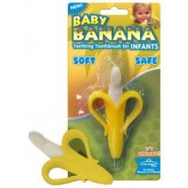 První kartáček - Banán
