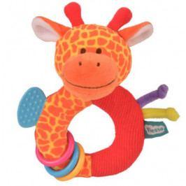 Chrastítko s kousátkem - Žirafa