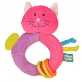 Chrastítko s kousátkem - Kočička