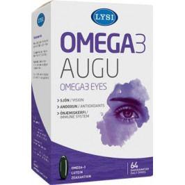 LYSi Omega 3 pro zdravé oči 60cps