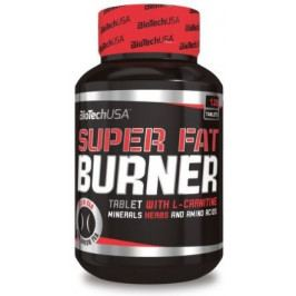 BiotechUSA Super Fat Burner 120 tbl
