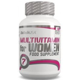 BiotechUSA Multivitamin for Women 60 tbl