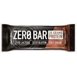 BiotechUSA ZERO Bar 20x50g Double chocolate