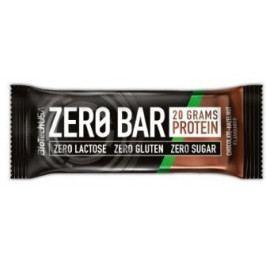 BiotechUSA ZERO Bar 20x50g Chocolate-Hazelnut