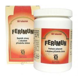 Ferimun tobolky 60 s obsahem přírodního železa