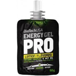 BiotechUSA Energy Gel Pro 24x60 Citron