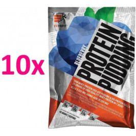Proteinový pudink 10 x 40 g borůvka