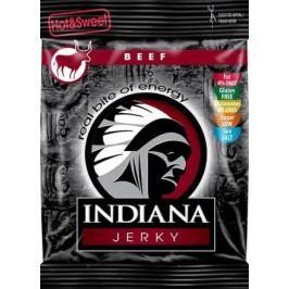 Indiana Jerky Hovězí Hot&Sweet 25g
