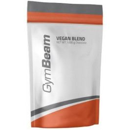 GymBeam Vegan Blend banana - 1000 g