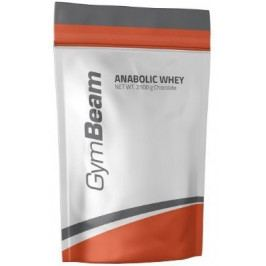 GymBeam Anabolic Whey chocolate - 2500 g