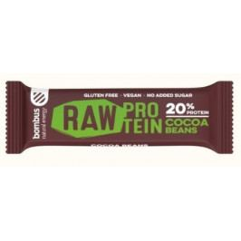 BOMBUS Raw protein-Cocoa beans50g
