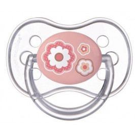 Šidítko 6-18 m silikonové třešinka Newborn Baby