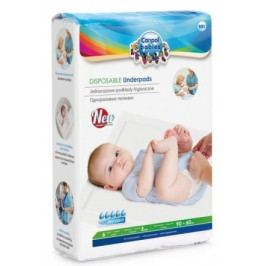 Jednorázové hygienické podložky 10 ks