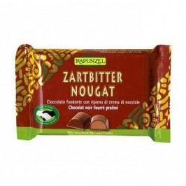 Čokoláda hořká s oříškovou náplní BIO 100 g Rapunzel*