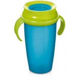Hrníček LOVI 360 ACTIVE 350ml bez BPA tyrkysový