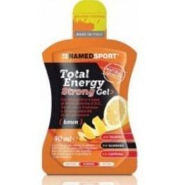 NAMEDSPORT, Total Energy Strong Gel, Lemon, 40ml
