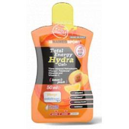 NAMEDSPORT, TOTAL ENERGY HYDRA GEL, Lemon-Peach, 50ml