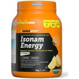 NAMEDSPORT Isonam Energy, 480 g, Citron