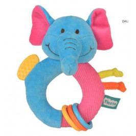 Chrastítko s kousátkem - Slon