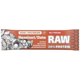 RAW PROTEIN BAR, 50 g, lískový ořech+datle