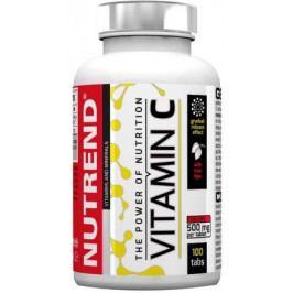 NUTREND Vitamín C se šípky tbl.100