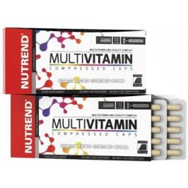 MULTIVITAMIN COMPRESSED CAPS, 60 kapslí