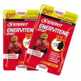 Enervitene Sport Gel One Hand citrus + kofein (2x 12,5ml)