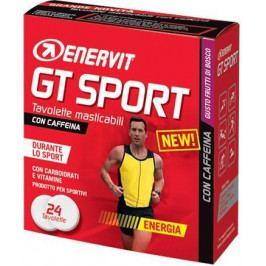 Enervit GT Sport lesn? plody + kofein (24tbl.)
