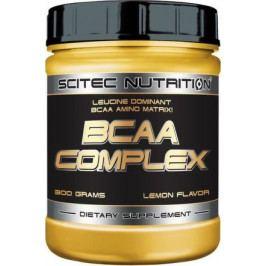 SciTec Nutrition BCAA Complex citron 300 g