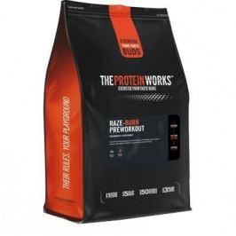 TPW Raze-Burn Preworkout pomeranč 250 g