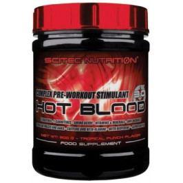 SciTec Nutrition Hot Blood 3.0 tropický punč 300 g