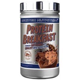 SciTec Nutrition Protein Breakfast čokoládové brownie 700 g