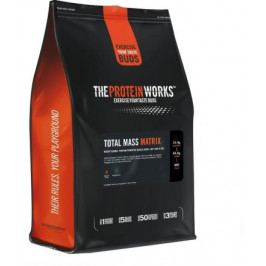 TPW Total Mass Matrix New & Improved vanilka 2000 g