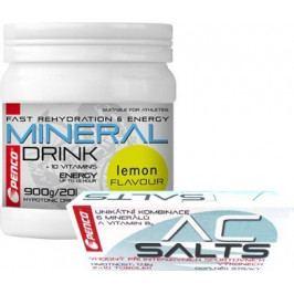 PENCO AKCE Iontový nápoj MINERAL DRINK  Citron + Minerály proti křečím AC SALTS 2x10 tob. v blistru