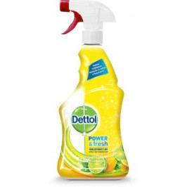 DETTOL Antibakteriálni sprej na povrchy Citron a Limeta 500ml