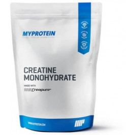 Myprotein Creatine Monohydrate Creapure bez příchutě 1000 g